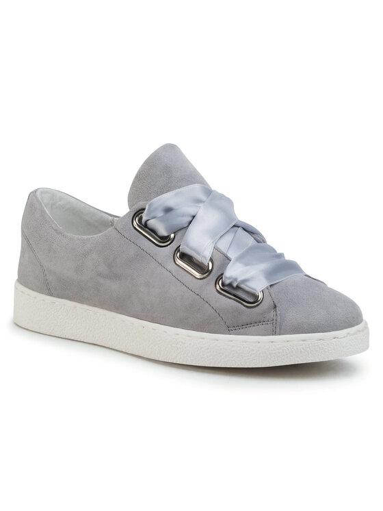 Sneakersy Yasu DPH720-Y47-0020-8300-T kolor Szary kod 0000207191495 1