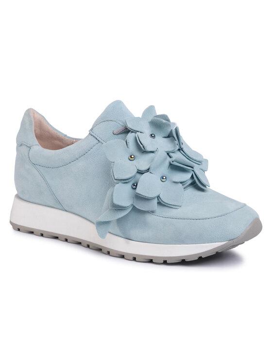 Sneakersy Yuka DPI444-180-4900-5100-0 kolor Niebieski kod 0000207191631 1