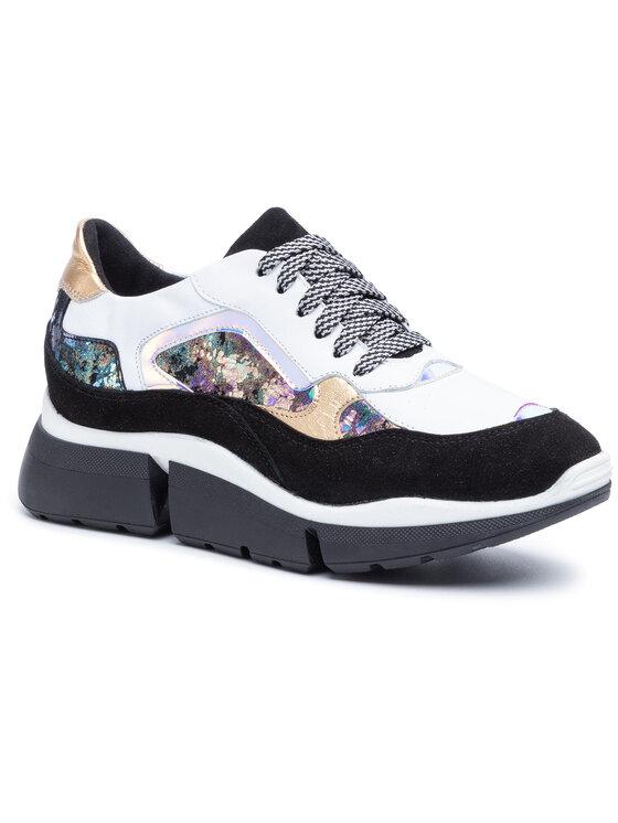 Sneakersy DPK017-850-1143-9999-0 kolor Biały kod 0000207045644 1
