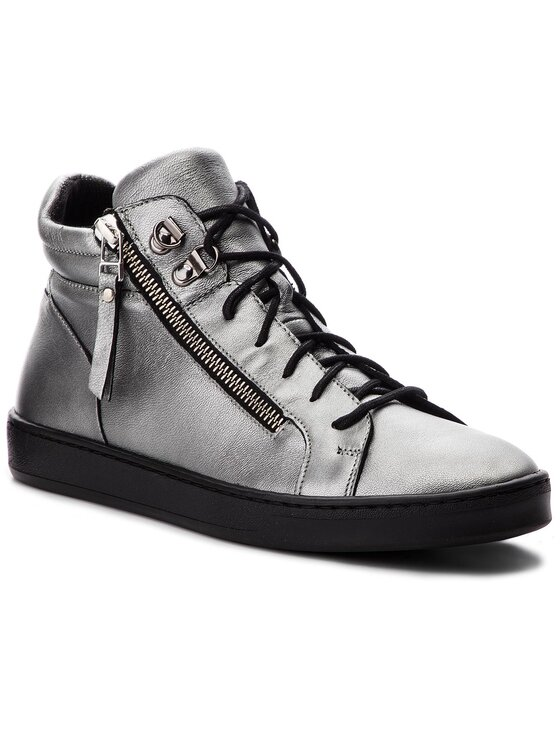 Sneakersy Mariko DTH967-Y21-0401-0394-F kolor Srebrny kod 0000200761213 1