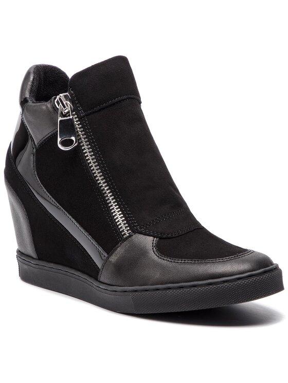 Sneakersy DBI175-Y30-0444-9999-F kolor Czarny kod 0000200760292 1