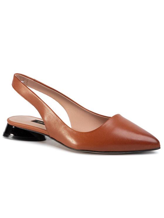 Sandały Adora DAK085-DH2-0744-5000-0 kolor Brązowy kod 0000207044791 1