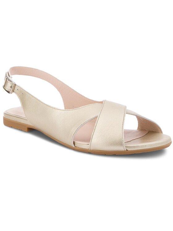 Sandały Molly DNH771-319-0298-1700-0 kolor Złoty kod 0000200156002 1