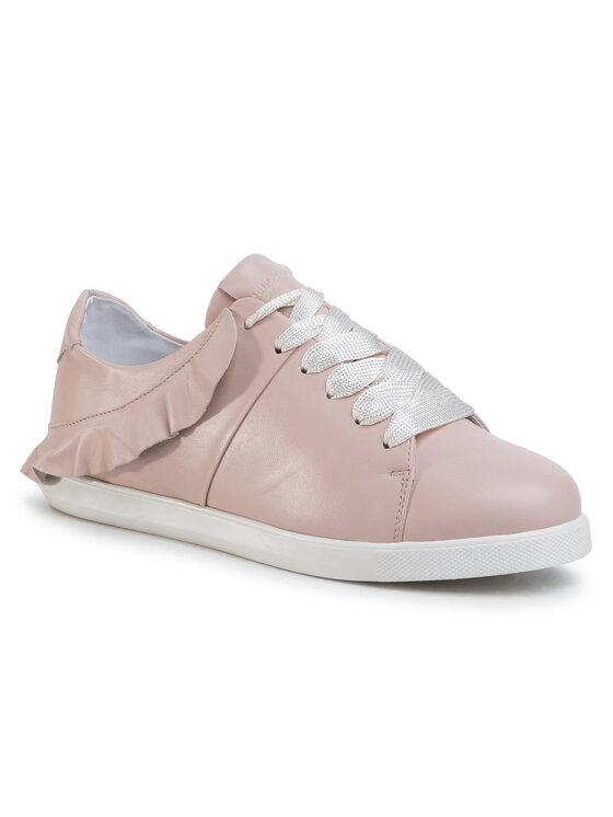 Sneakersy Ozuki DPH887-AC7-0364-3900-0 kolor Różowy kod 0000207191549 1