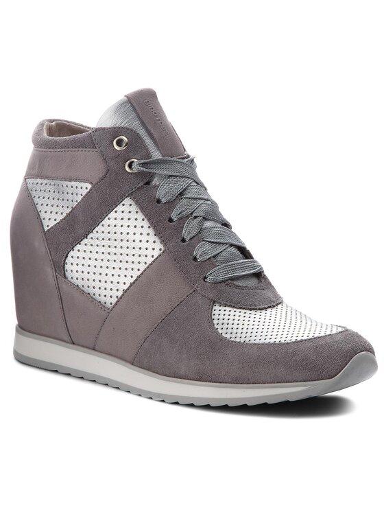 Sneakersy Aimi DTH778-AG3-0323-8583-0 kolor Szary kod 0000200698861 1